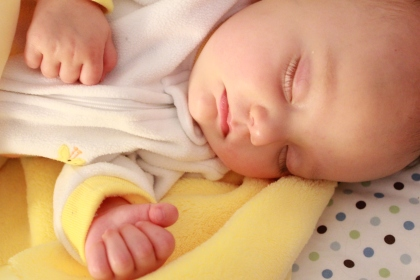 6 Little Secrets of a Sleeping Baby | The Science of Mom