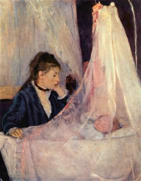Berthe Morisot [Public domain], via Wikimedia Commons