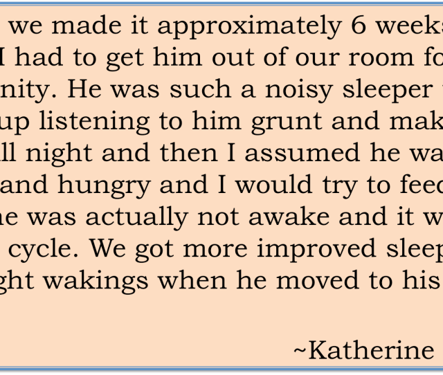 One Of The Big Limitations Of This Study Was That It Didnt Ask Moms Why They Chose Their Sleep Arrangements However Roomsharing Or Not Wasnt Related To