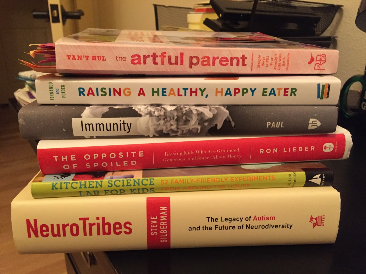 4 Parenting New Years Resolutions And Books For Inspiration The Structured Wiring Science Of Mom